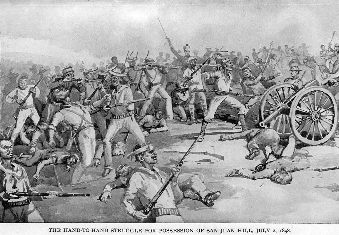 where did the battle of san juan hill take place