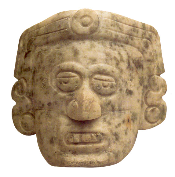 Mixtec, the death god