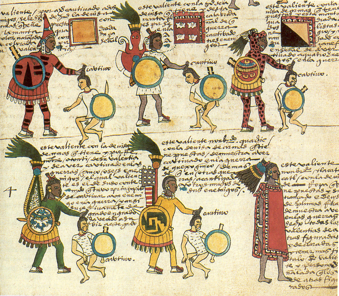 how were the aztec army aztec According to one popular image, the aztec army was a ruthless and efficient war  machine, that established an empire by convincingly overwhelming its.
