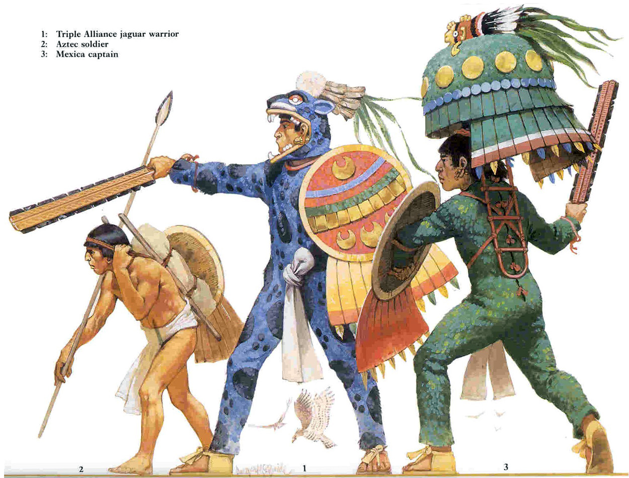 History: European/Aztec and Inca: An analysis of the two term paper 489