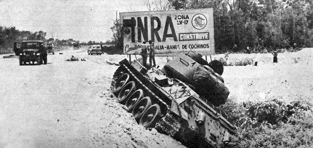 the story of the failed invasion of cuba the bay of pigs Free essay: bay of pigs it seems that the united states has been one of the  most  newspaper stories that predicted an invasion on cuba (schlesinger 251)   1961 is considered to be one of the unsuccessful covert military invasions of  the.