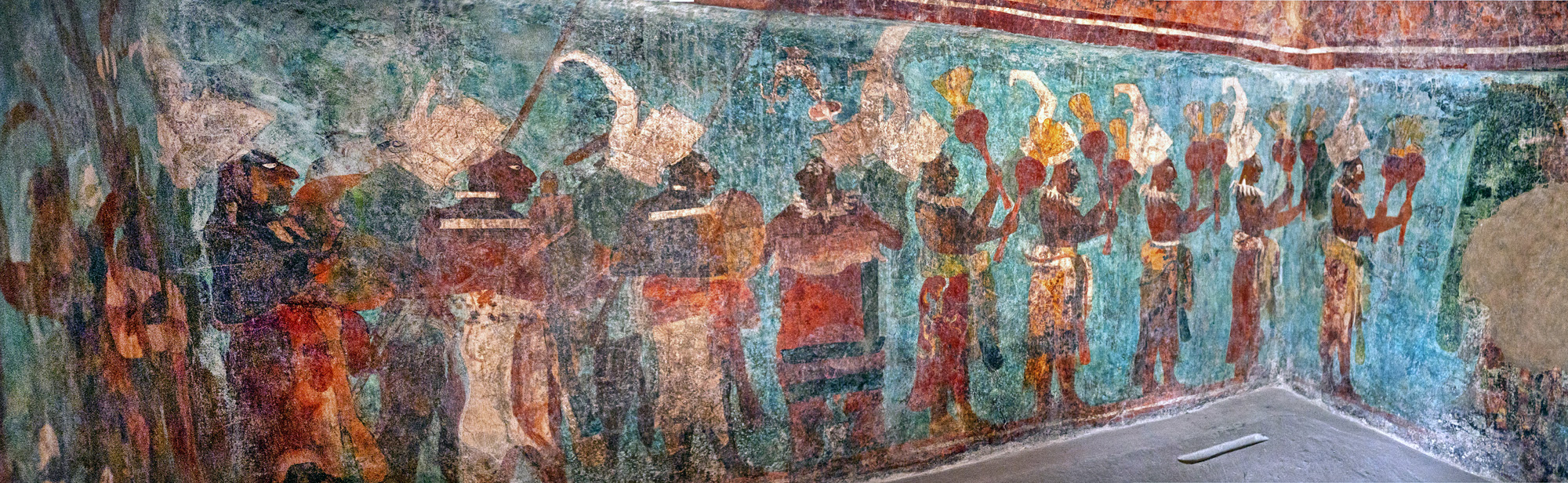 negotiation teotihuacan murals Teotihuacan's murals constitute a primary source for understanding the city's religion and social organization found throughout the city on the walls of apartment compounds such as tetitla.
