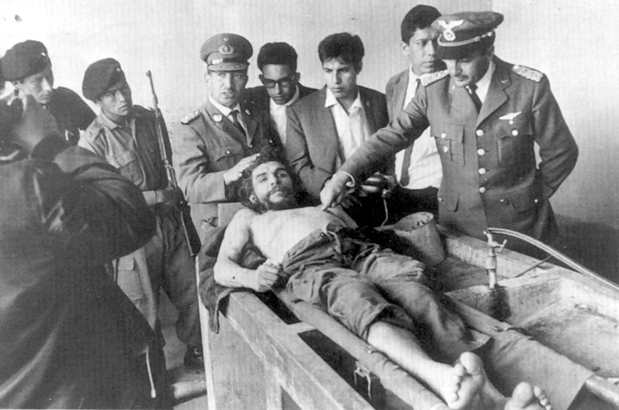 Che+guevara+death+pictures