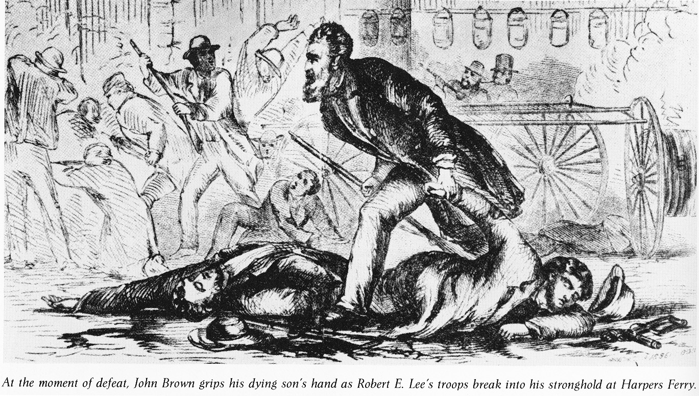 significance of john brown and harpers ferry essay John brown was a 19th-century militant abolitionist known for his raid on harpers ferry in 1859 john brown was born on may 9, 1800, in torrington, connecticut, in a calvinist household and would.