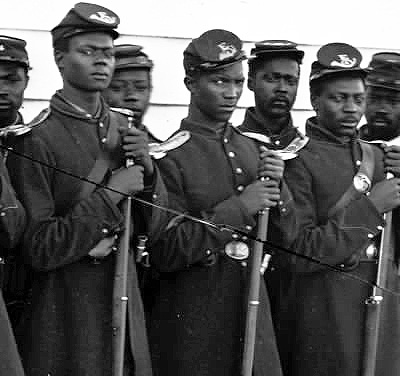 african americans and the civil war Throughout the duration of the civil war in 1861 to the 1920s, african americans made significant strides toward their advancement in america and toward equity with.