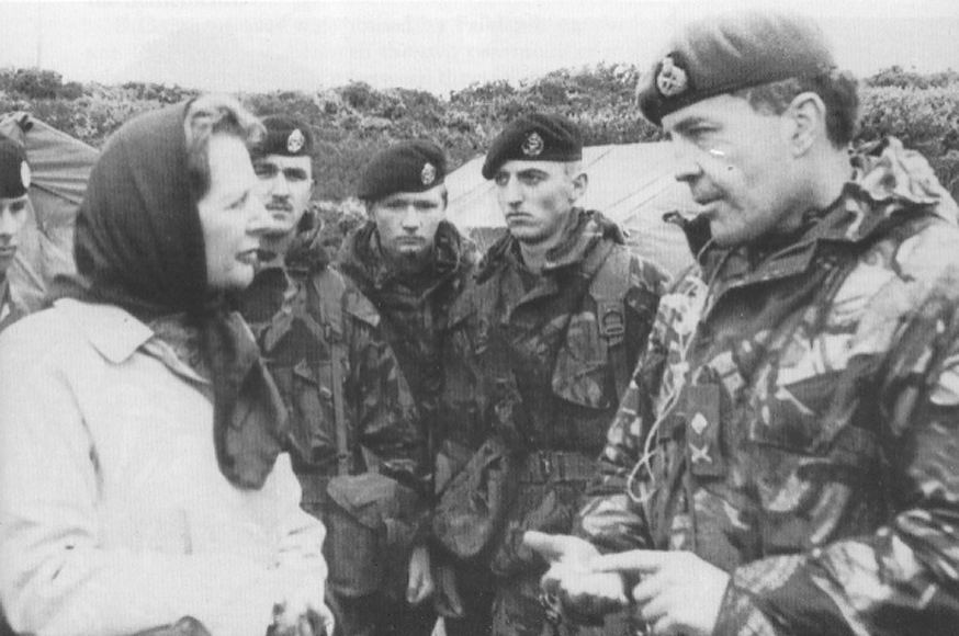 thatcher and the falkland islands Falklands war: british response: after organizing diplomatic pressure against argentina, prime minister margaret thatcher ordered the assembly of a naval task force to retake the islands.