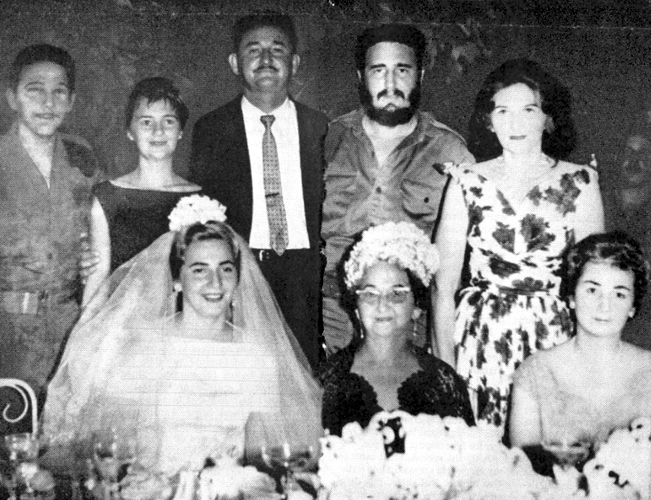 a description of fidel castros family Rob sequin | havana journal on may 16, 2012 at 6:00pm, an important rare photograph collection of cuban revolutionaries will be offered at auction by.