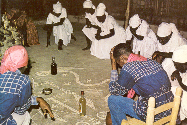 a study on the practice of vodun Voodoo and santeria questions including is voodoo real and correct spelling of voodoo go  voodoo and santeria  (or vodun) was a composite.