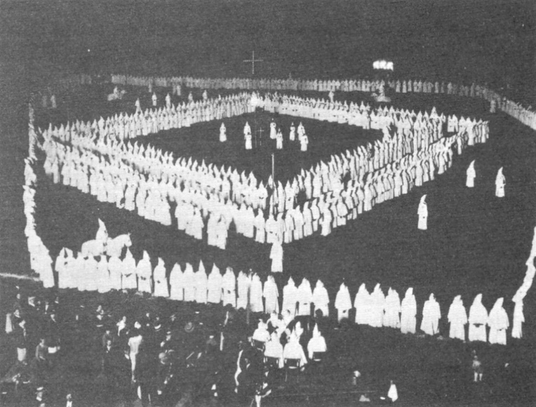 ku klux klan exploiting nativism and Four decades later, however, a second klan, the knights of the ku klux klan,   traditions of racism, nativism, and religious bigotry could easily be exploited.
