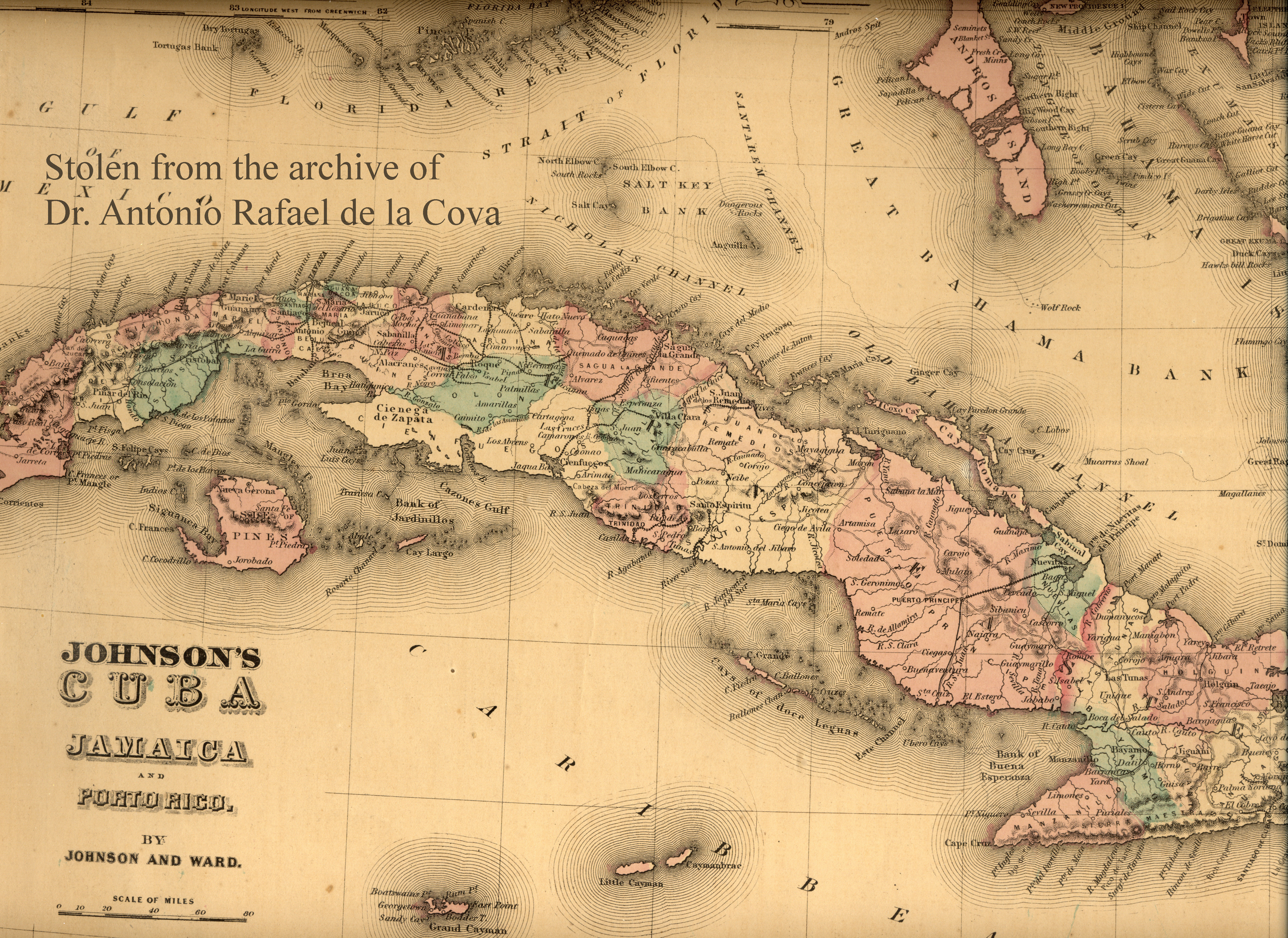 First map of cuba first map of hispaniola first map of florida cuba first map of cuba on first map of hispaniola first map of florida gumiabroncs Gallery