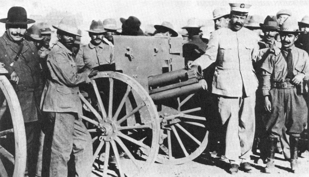 mexican revolution Insurgency during the mexican revolution, a major early 20th century armed   the mexican revolution was a multi-sided civil war that began in 1910 with the.