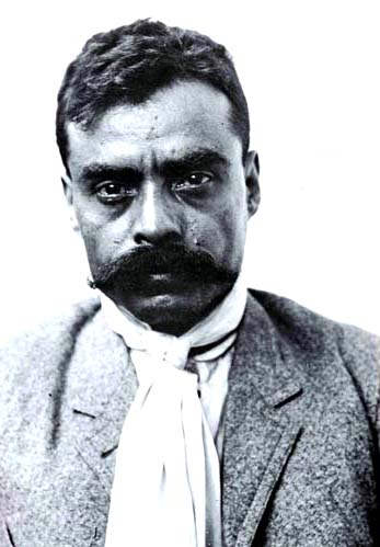 emiliano zapata Emiliano zapata salazar ( spanish pronunciation:  8 august 1879 - 10 april 1919) was a leading figure in the mexican revolution , the main leader of the peasant revolution in the state of morelos , and the inspiration of the agrarian movement called zapatismo.