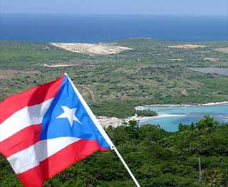 All Graphics Puerto Rico Flags