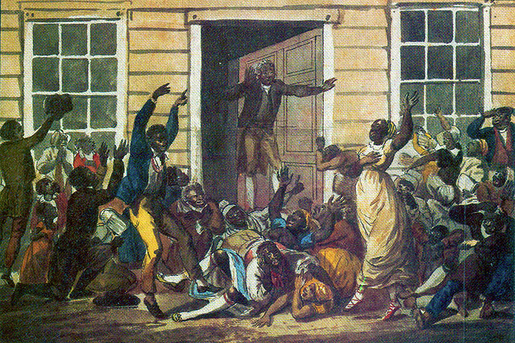 black slaves and religion It was here that the spirituals, with their double meanings of religious salvation and freedom from slavery, developed and flourished and here, too, that black .