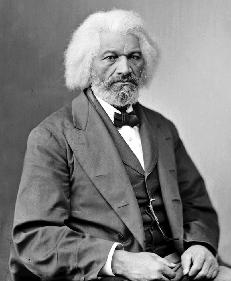 a biography of frederick douglass an american human rights leader