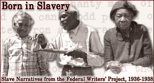 slave narratives Definitions variously called the slave narrative, the freedom narrative, or the liberation narrative, the stories of enslaved people recounted the personal.
