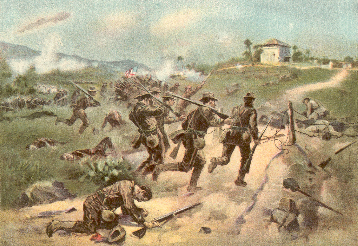 spanish american war essay Essay the spanish and american war the americans were brought into the spanish and american war on february 15,1898 the americans came.