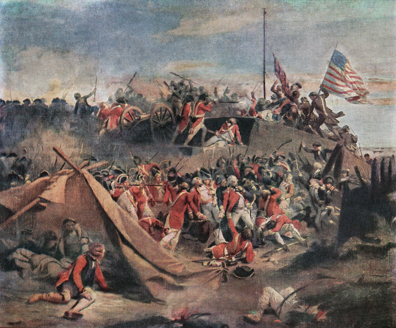 battle of yorktown Learn more about general washington's great victory at the battle of yorktown in 1781 learn more about how he and his french allies shaped this pivotal campaign in the american revolution.