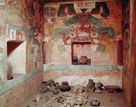Monte Alban Tombs 103, 104, 105