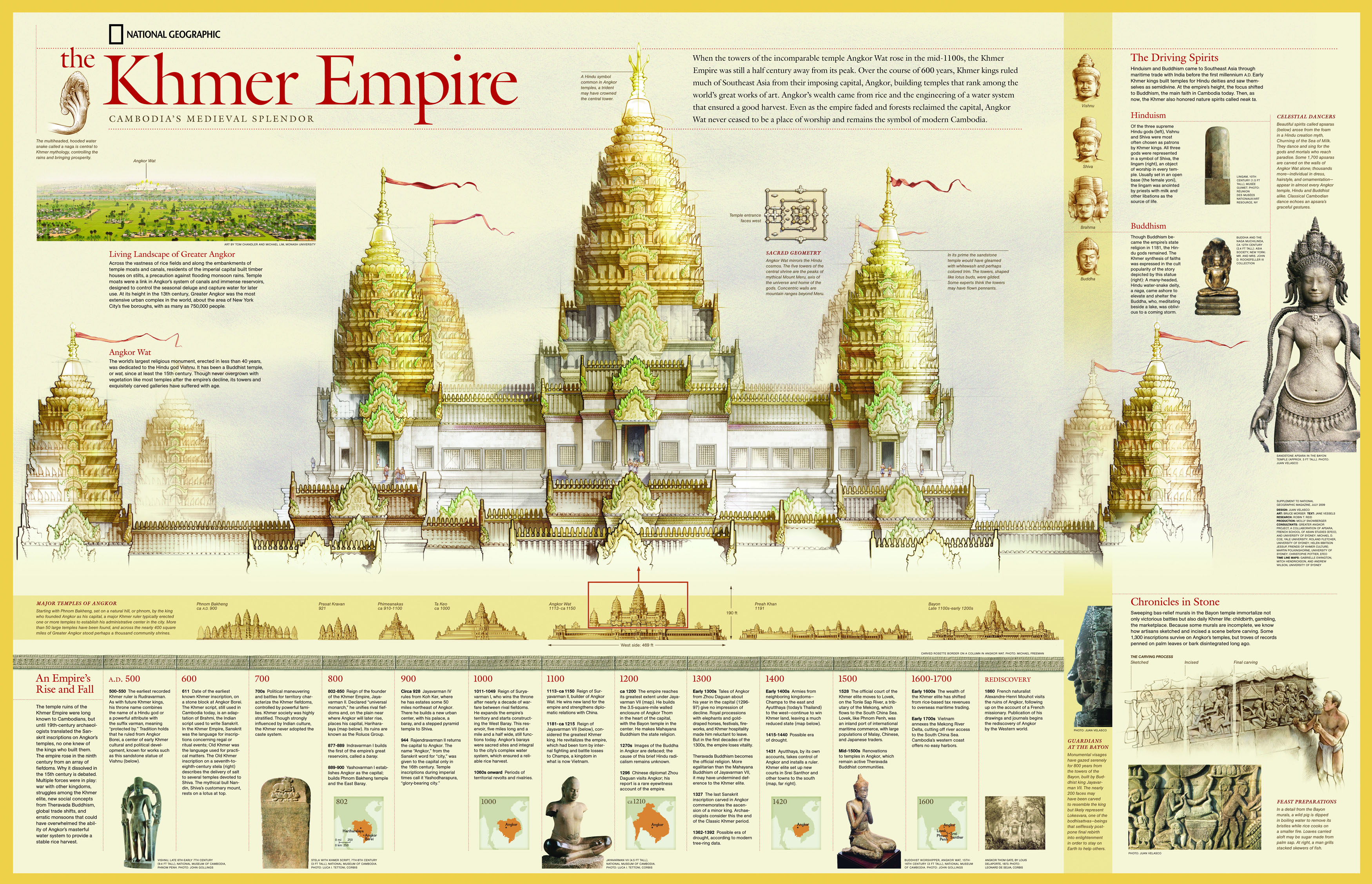 lost city of khmer empire