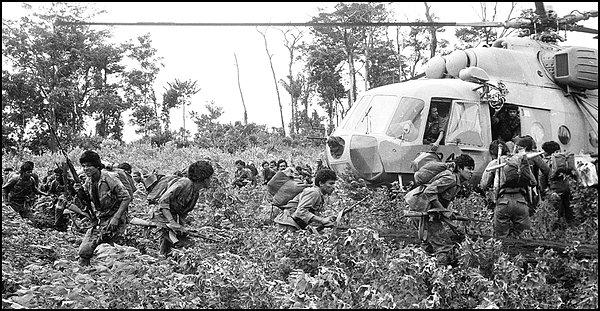 Nicaraguan Revolution Black Ops Cold War