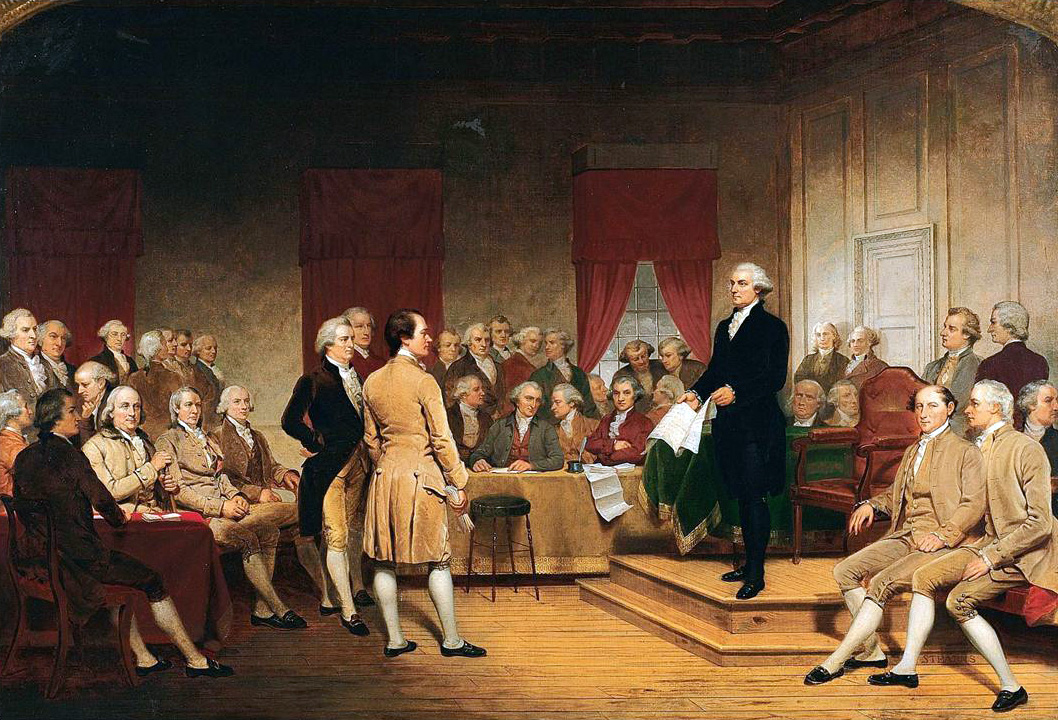 United States Constitutional Convention May 25 Sept 17
